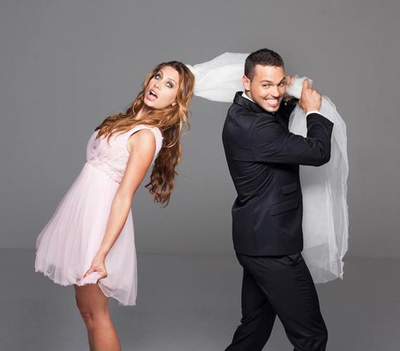 Az esküvői reality a VIASAT3 hazai fejlesztésű újdonsága, minden adásban két házasodni készülő pár verseng egymással.