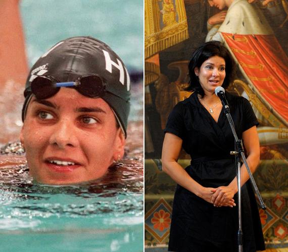 Így néz ki most mindenki Egérkéje, a 41 éves Egerszegi Krisztina, ötszörös olimpiai bajnok, Európa- és világbajnok úszó. 1996-os visszavonulása után három gyermeke született, a most 15 éves Bálint, a 13 éves Barnabás, és egy kislány, Zille, aki 11 éves. Friss fotóját elnézve elmondható, most is fantasztikusan csinos.