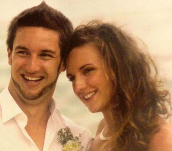 Hosszú Katinka és amerikai edzője, Shane Tusup augusztus 22-én házasodott össze a Seychelle-szigetekhez tartozó Mahén.