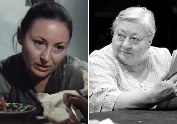 """Molnár Piroska játszotta Bendegúz édesanyját, akitől a rosszcsont kölyök megkapja azt a bizonyos legendás fejbe kólintást. A színésznő 23 évesen, 1968-ban végezte el a Színművészeti Főiskolát, és elszegődött a Szegedi Nemzeti Színházhoz, később több helyütt is játszott, 2014 óta a Thália társulatának tagja, több darabban is színpadra áll, mint a Kincsem és a Boeing, Boeing című vígjáték. Emellett filmjei révén is közkedvelt - Sose halunk meg, Csinibaba, Meseautó -, napjainkban pedig a Munkaügyek sorozatban alakítja Elvirát. 2011-ben lett a Nemzet Színésze, Kossuth- és Jászai Mari díjjal is kitüntették. """"Az ember felállít magának egy mércét, és azt megpróbálja teljesíteni. Ha ezt esetleg díjakkal is jutalmazzák, akkor megfordul a fejében, hogy lehet, hogy átugrotta azt a bizonyos lécet"""" - nyilatkozta korábban."""