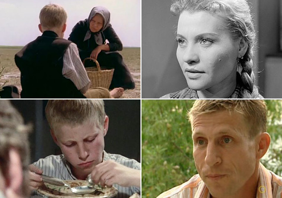 A film két főszereplője volt a Banya, illetve Bendegúz - sajnos időközben mindkettejük elhunyt. A Regős Bendegúzt alakító Olvasztó Imrét annak idején több száz kisfiú közül választották ki. Ahogy korábban elmesélte, a végére már csak tucatnyian maradtak - amikor a rendező megkérdezte, ki meri őt fenékbe billenteni, egyedül Olvasztó Imre merte, így kapta meg a szerepet. Felnőttként nem lett belőle színész, a nyomdaiparban helyezkedett el, felesége lett és gyermekei. 2013 júliusában, 46 évesen öngyilkosságot követett el, azóta sem tudni biztosan az okát. Horváth Teri 1929-ben született, és a Színművészeti elvégzése után színházakhoz szegődött, alakításai közül Nyilas Misi megformálását emelik ki. Filmen 1948-ban szerepelt először a Talpalatnyi földben, később a Lúdas Matyiban, a Hagymácskában, a Rózsa Sándorban is játszott. A '80-as évektől mellőzötté vált, onnantól ritkán lehetett látni, férjével visszavonultan élt. A Kossuth- és Jászai Mari-díjas színművésznő 2009-ben hunyt el, 79 éves korában.