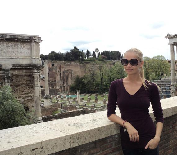 A Forum Romanumot sem hagyhatta ki.