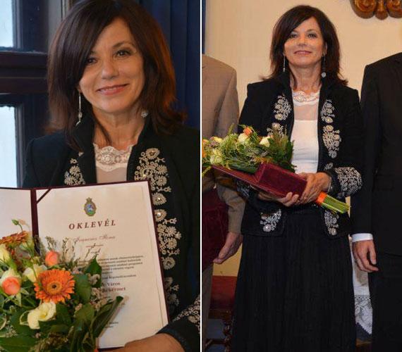 Ivancsics Ilona 2007-ben Száguldó Orfeum néven színházat alapított, a társulat 2010-től Ivancsics Ilona és Színtársai néven működik Szentendrén, és játszik szerte az országban - így öregbítve a város hírnevét, amiért most Pro Urbe-emlékérmet kapott.