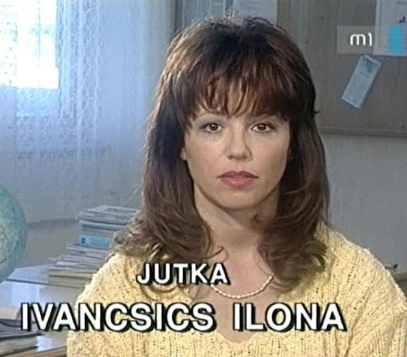 Ivancsics Ilona 1987 és 1999 között a kilencvenes évek egyik legkedveltebb és legismertebb magyar televíziós sorozatában, a Szomszédokban játszotta Vágási Jutka tanárnőt.