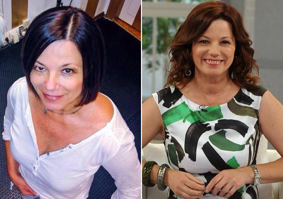 Ivancsics Ilona áprilisban Jakupcsek Gabriella talkshow-jában még hosszú, hullámos hajjal szerepelt a képernyőn. Július végén aztán levágatta a haját - a fotót a Facebook-oldalán posztolta.
