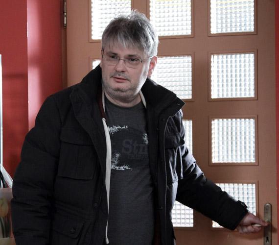 Jáksó László jeleneteit március 24-én és 25-én láthatják majd a Barátok közt nézői.