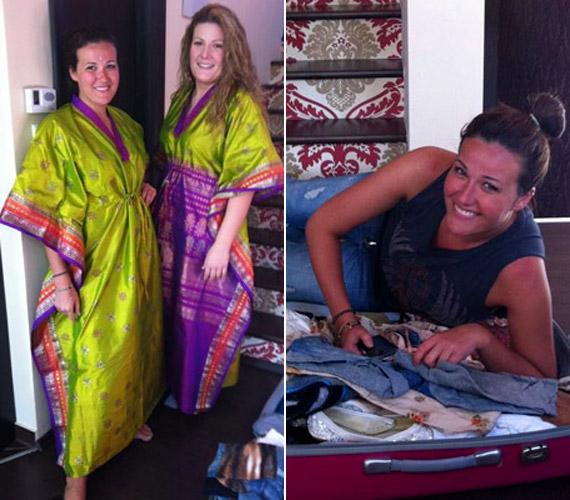 Veca idén nagy álmát váltotta valóra: Indiába utazott feltöltődni.
