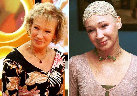 Udvaros Dorottya az Amalfi hercegnő című darab miatt vált meg hajától, amelyet 2000 decemberében mutatták be a Bárka Színházban. Kollégái közül volt, aki sírva fakadt, amikor meglátta kopaszon.