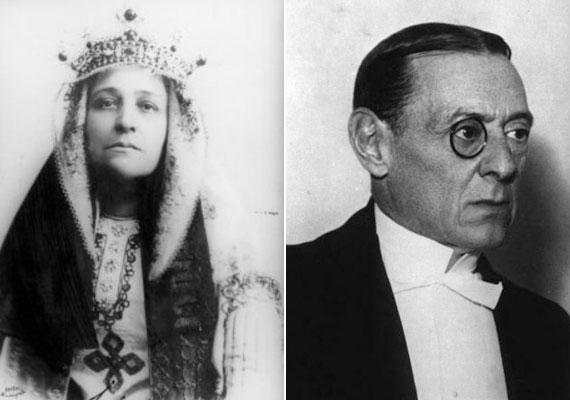 Jászai Mari akár anyja lehetett volna az akkoriban szinte kamasz Szomory Dezsőnek - jobbra -, akit eredetileg Weisz Mórnak hívtak. Viszonyuk nem igazán kapott pozitív visszhangot akkoriban. Szomory Dezső mellett Reviczky Gyulát is elcsábította a színésznő, ám kegyetlenül, a halálos ágyán szakított a beteg férfival.