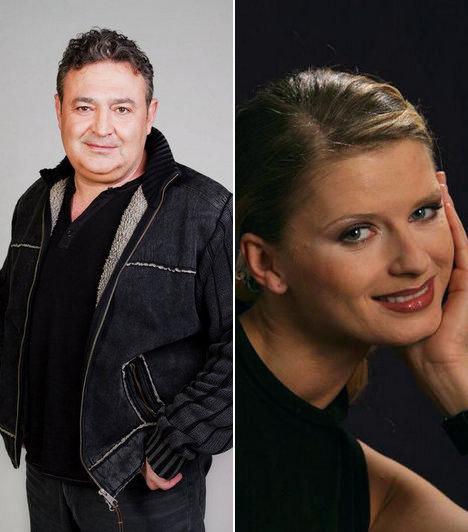 Andrea és Füredi  Az Ullmann Mónika által játszott Andreát brutálisan bántalmazta férje, így került be a Csillagvirág klinikára és ismerkedett össze Füredivel.  Kapcsolódó cikk: Ullmann Mónika elítéli a családon belüli erőszakot »