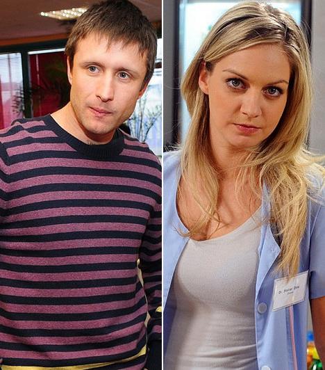 Dóra és Viktor                         A fiatal rezidenslány kolléganőjétől, Margittól csábította el Nemes Viktort, de kapcsolatuk nem tartott sokáig.                         Kapcsolódó cikk:                         Döbbenetesen lefogyott a Jóban Rosszban Dórája »