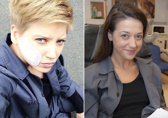 Betty Tanakis megformálója, Szabó Zsófi öt év után szeptemberben mondott fel a TV2-nél. A karaktere ezzel mégsem tűnt el a sorozatból, a szőke sztár helyét Nagy Adri, a Megasztár 6 felfedezettje vette át.