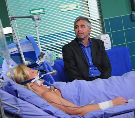 Már nem kell sokat várni, és kiderül, hogy Liptai Claudia karaktere, Alexa vajon felébred-e a kómából.