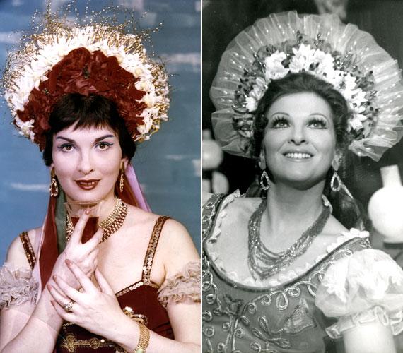 A 76 éves Tiboldi Mária, az Operettszínház örökös tagja több, mint 50 éve van a pályán, élete során itthon és külföldön 50 operett főszerepét énekelhette. 1963-ban szerződött a Fővárosi Operettszínházhoz, ahol eljátszhatta a Csárdáskirálynő Szilviáját is. Japántól Amerikáig bejárta a világot.