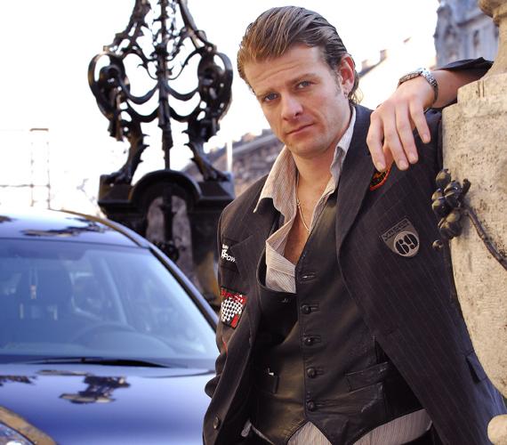 Jövőre láthatjuk majd Brad Pitt Magyarországon forgatott zombifilmjében is, amely a World War Z címet viseli.
