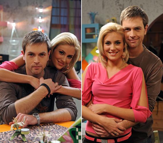 Az RTL Klubon sorozatában, a Barátok Köztben 2010 januárjában három hétig ő alakította Kertész Gézát. Azért kellett átvennie Németh Kristóf szerepét, mert az erős bokafájdalmai miatt nem tudott lábra állni.