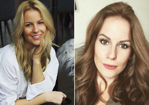 Mádai Vivien az MTVA műsorvezetője tavaly október közepén váltott szőkéről barnára, ám november elején ismét szőkén mutatkozott.