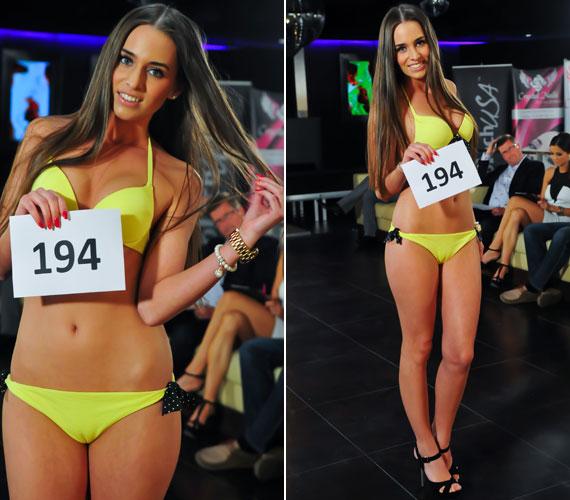 Van den Bosch Sydney-t egy másik versenyen ismerte meg Rebeka, így lettek barátnők.