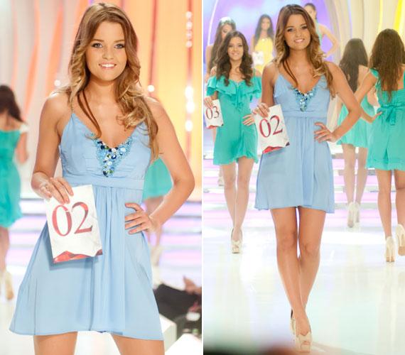 A Miss Universe Hungary címet Kárpáti Rebeka nyerte, a Barátok köztből jól ismert R. Kárpáti Péter lánya.