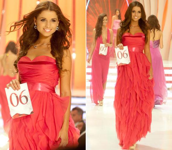 A Szépségkirálynő című műsor nagy nyertese, a Miss World Hungary címet elnyerő Rákosi Annamária volt.