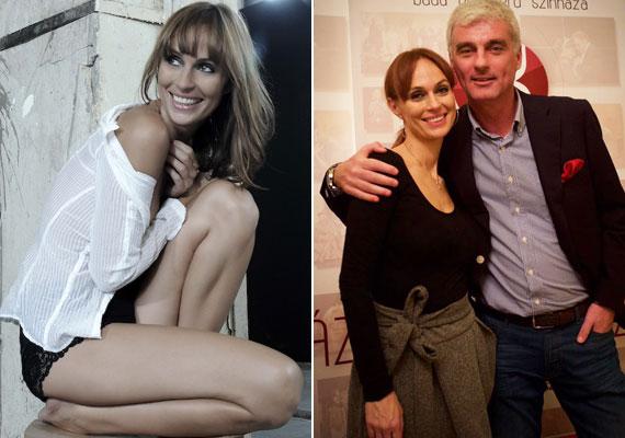 2015 májusában derült ki, hogy az RTL Klub híradósa, Szellő István egy párt alkot a Barátok közt egyik szereplőjével, Gubík Ágival. A gyönyörű színésznő tökéletes alakját több filmben is megcsodálhattuk, többek között a Liza, a rókatündérben is szerepelt meztelenül.