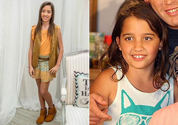 Hol van már az az idő, amikor Schobert Larát pufinak nevezték? Nézd meg mekkorát nőtt Rubint Réka lánya az utóbbi időben! Még több sztárcsemete ítt »