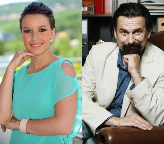 A Jászai Mari-díjas Anger Zsolt, aki szintén keresett szinkronszínész - ő például Ewan McGregor állandó magyar hangja -, augusztus 5-től vezeti a műsort Rátonyi Krisztinával. A színészt az M1 Hacktion című bűnügyi sorozatának főszereplőjeként is ismerhetik a nézők.