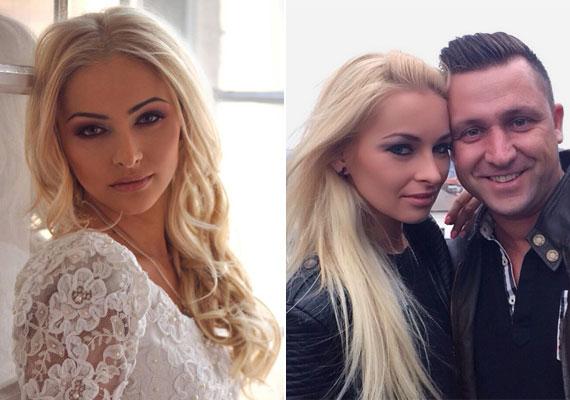 Kefir már másfél éve együtt van a nála öt évvel fiatalabb szőke bombázóval, Mariannal. A 30 éves nő szépsége mást is megfogott már, 2011-ben bekerült a Miss World Hungary döntősei közé.
