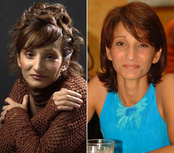A 49 éves énekesnő nagy átváltozóművész: már korábban is megvált hosszú hajától.