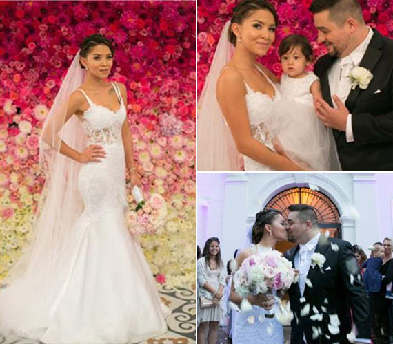 Caramel szeptember 5-én a Tolna megyei Szent András-kastélyban a legnagyobb titokban, a nyilvánosság teljes kizárásával tartotta esküvőjét Szilvivel. 2011-ben jöttek össze, majd szakítottak, az énekes 2013 tavaszán aztán visszatalált a félig vietnami lányhoz, aki tavaly nyáron világra hozta kislányukat, Szofit.