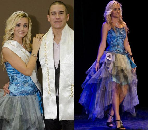Februárban ő lett a Magyarországi Siket 2013 szépségkirálynője és a Szegedi Miss Silence Brillance 2013 szépségkirálynője, melyen siket és nagyothalló lányoknak rendeztek versenyt.