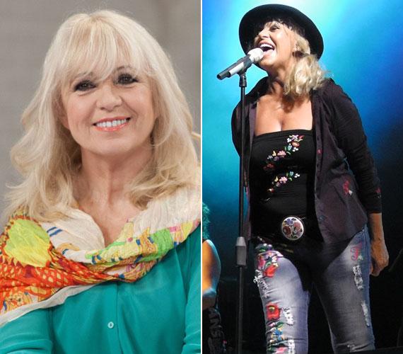 Csepregi Éva énekesnő ugyancsak 2011-ben döntött úgy, hogy pajzsmirigybetegsége miatt diétázni kezd. Sovány húsok és sok zöldség, gyümölcs fogyasztásával nyolc kilót adott le.