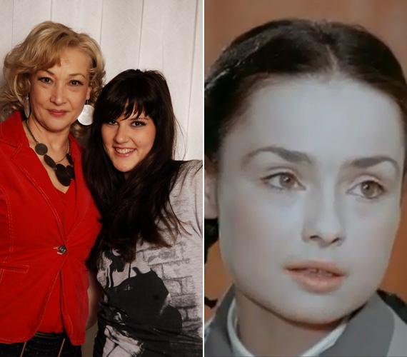 Szerencsi Éva elbűvölő volt Vitay Georginaként. Szerepére Csöngedi Nikolettet, egy tehetséges, fiatal színésznőt talált Bánfalvy Ágnes és a rendező, Szikora János.