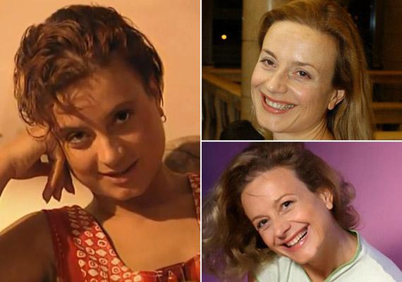 Tóth Auguszta Piros Ildikó, azaz Hédi lányát alakította, akit Lux Ádám, azaz Zolnay főhadnagy vett feleségül. A 45 éves színésznő 2010 óta a székesfehérvári Vörösmarty Színház társulatának a tagja.