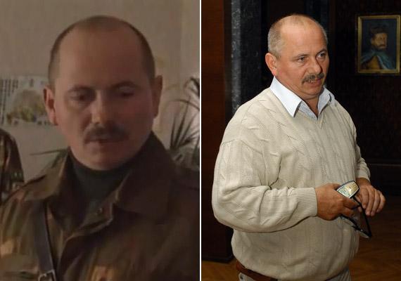 A 63 éves Usztics Mátyás Hunyadi főtörzsőrmestert alakította a Kisvárosban jelenleg pedig ő a Nemzeti Kamara Színház igazgatója. Szinkronmunkáiról is ismert, 2007-ben a Macskafogó 2 című animációs filmhez kölcsönözte a hangját.