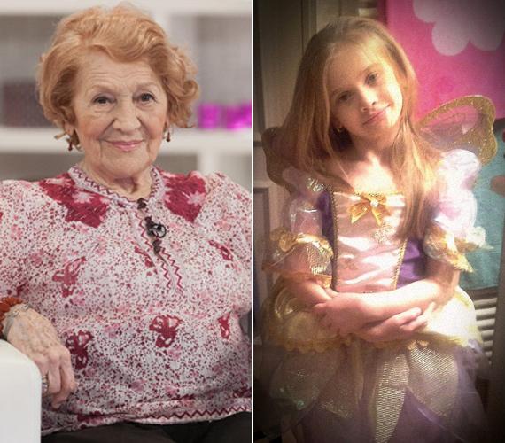 Ki gondolná, hogy a 87 éves színésznő, Kassai Ilona gyermeke nem más, mint Ganxta Zolee? A zenész cuki kislánya, a nyolcéves Zoé pedig a művésznő kisunokája, akiért teljesen odáig van.