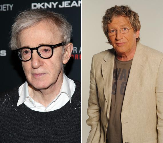 Woody Allent talán már el sem tudnánk képzelni más hanggal, mint Kern Andráséval.