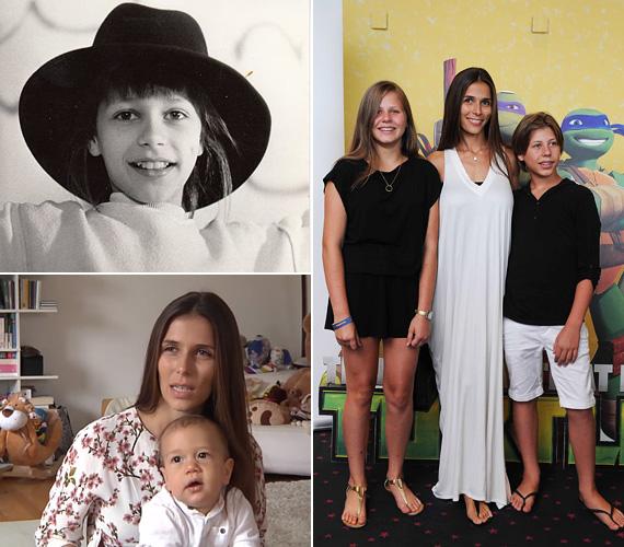 Talán az összes kölyökidős közül Szekeres Nóra a legismertebb, a 34 éves műsorvezető manapság a TV2 Babavilág című műsorának háziasszonya, emellett, bármilyen hihetetlen, háromgyerekes anyuka. 21 évesen szült először, majd két évvel később ismét - Noa már 13, Milán 11 éves. 2013 októberében pedig világra jött a harmadik gyermeke is, aki szintén kisfiú lett.