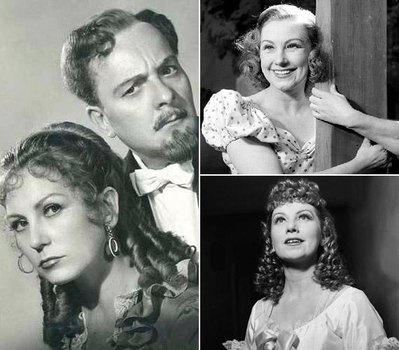 Rózsahegyi Kálmán színművészeti iskolájában végzett 1935-ben. Eleinte naiva- és szubrettszerepeket játszott, később jelentős karakterszínésznővé vált. Bal oldalon Ráday Imrével az 1957-ben bemutatott Váljunk el! című darabban.