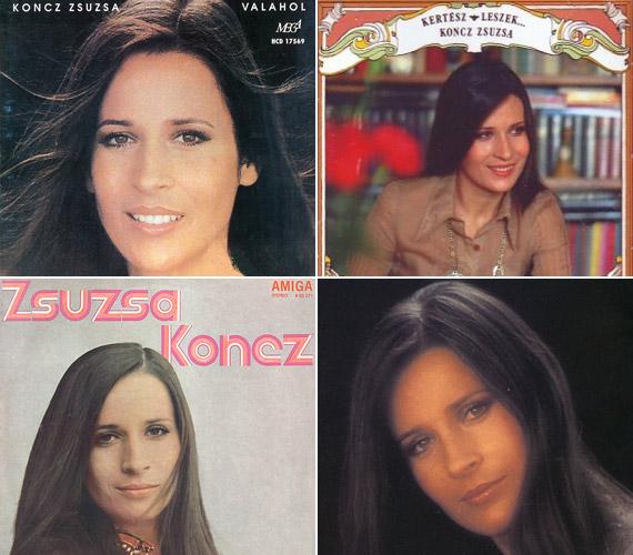 A hetvenes évekre már - mint elismert előadóművésznek - egymás után jelentek meg albumai. Az évtized közepére sorra kapta a külföldi felkéréseket: koncertezett a kettévágott Németország mindkét részében, Franciaországban, a Szovjetunióban, az Egyesült Államokban, fesztiválokon énekelt Brazíliában, Japánban és Kubában is.