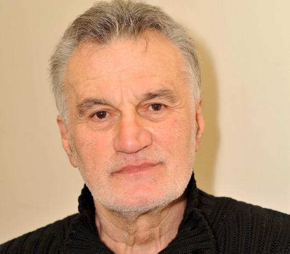 A 70 éves Körtvélyessy Zsolt az utóbbi időben inkább a színpadon volt látható.