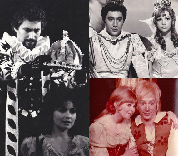 A színpadon olyan gyönyörű színésznők voltak a partnerei, mint Szerencsi Éva, Piros Ildikó vagy Halász Judit. 17 évig hű tagja volt a Vígszínháznak, 1991-től szabadúszó.