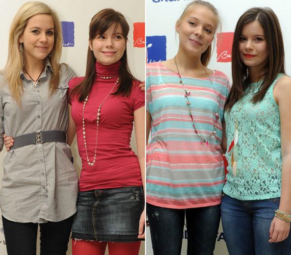Bartha Zsolt lányát, Bokros Lindát már a harmadik fiatal lány formálja meg: a szőke Opitz Petrát a Barna Szabó Kitti, majd őt a szőke Munkácsy Kata váltotta.