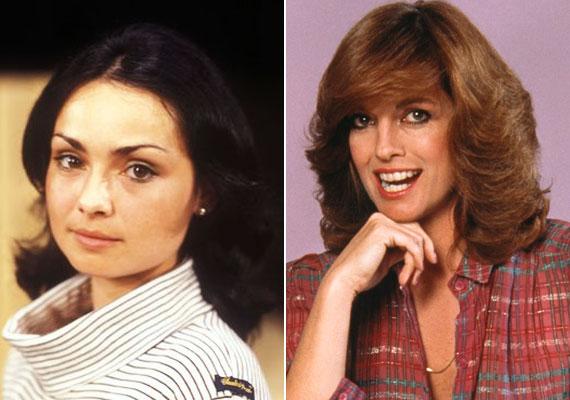 Szerencsi Éva adta a magyar hangját Jockey feleségének, Samanthának. A gyönyörű színésznőt 2004. szeptember 6-án, mindössze 52 évesen legyőzte a rák.