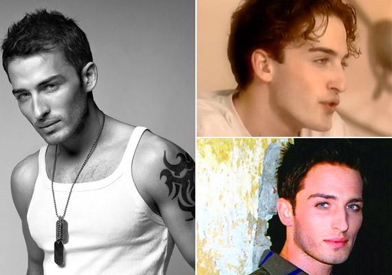 Krisz Rudi a 2001-es Törd át a csendet című dal klipjében még bongyor hajú srác volt, 34 éves korára pedig tetovált, borostás, sármos pasi lett belőle, aki még mindig hódít a tekintetével.