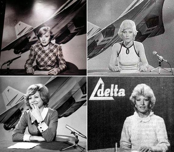 A Delta című tudományos híradó vezetésével 1965-ben bízták meg. Kisebb megszakításokkal három évtizeden át volt a köztévé népszerű produkciójának műsorvezetője.