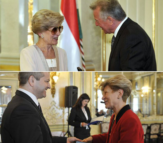 Munkásságáért többek között 2011 júniusában a Schmitt Pál által alapított a Köztársaság Elnökének Érdeméremmel, 2013. április 17-én a Magyar Érdemrend tisztikeresztjével tüntették ki.