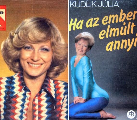 Számtalan újság címlapján szerepelt. Könyveket is adott ki: több szakácskönyve jelent meg, köztük a Juli suli kiadványok. Utoljára, 1988-ban a Ha az ember elmúlt annyi... című könyve került a könyvesboltok polcaira.