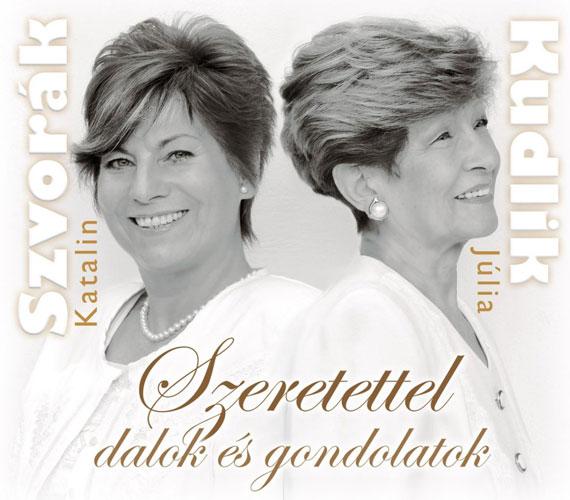 A Szvorák Katalin Kossuth-díjas népdalénekessel alig tíz napja kiadott, Szeretettel címet viselő lemezen az ő gondolatai kötik össze a dalokat.