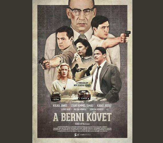 A berni követben nincsenek üresjáratok, a dialógusok kidolgozottak. Mindez a forgatókönyvíró, Köbli Norbert munkáját dicséri, akinek a neve A vizsga és a Szabadság - Különjárat című filmek révén vált ismertté.